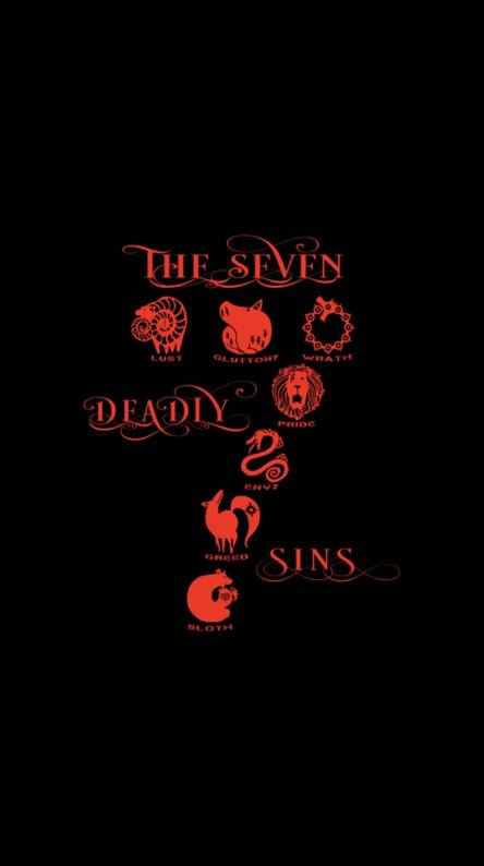 The Seven Deadly Sins Wallpapers Free By Zedge