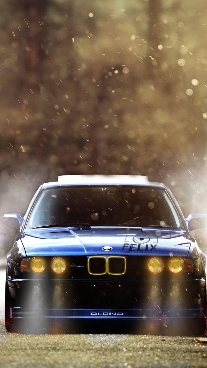 BMW e34 Wallpaper