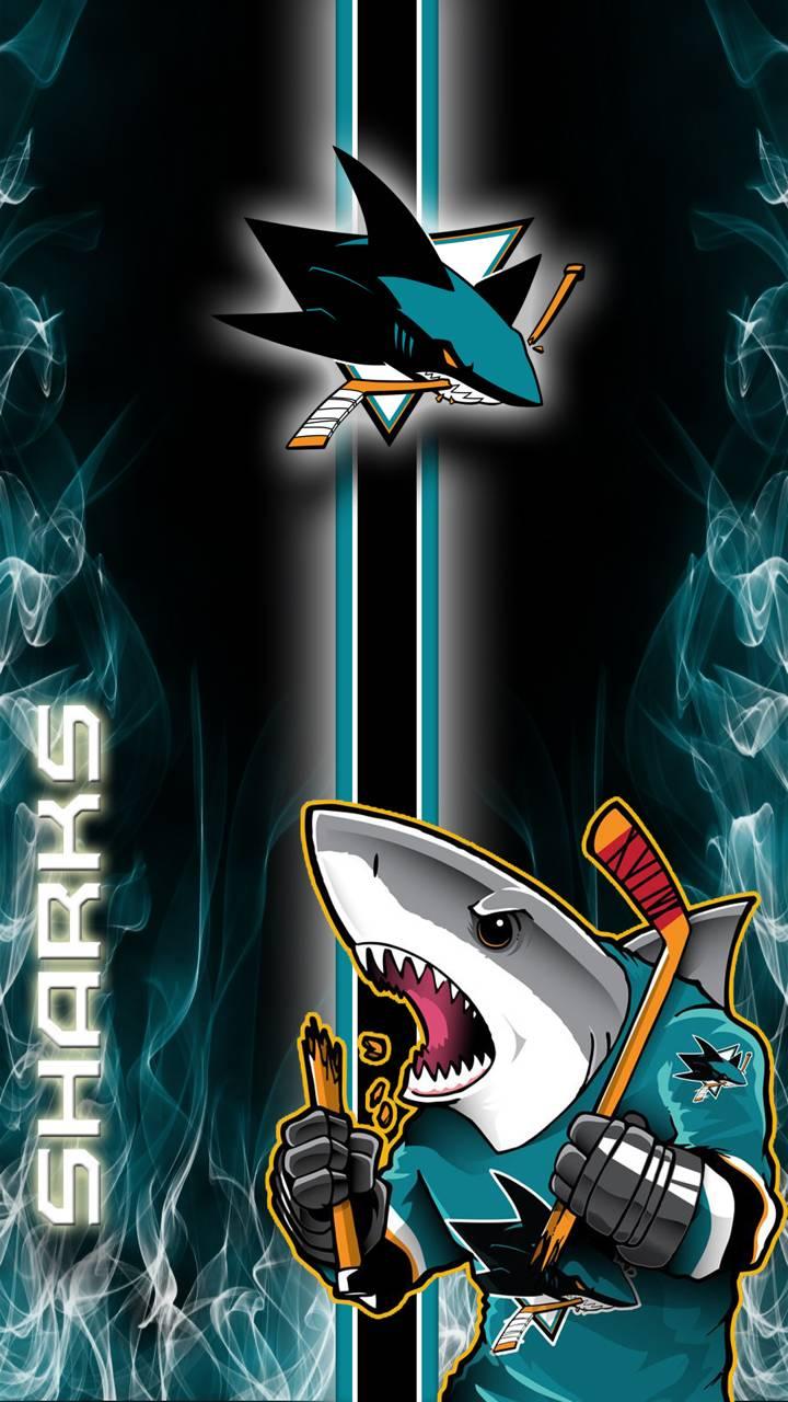 San Jose Sharks Wallpaper By Jansingjames