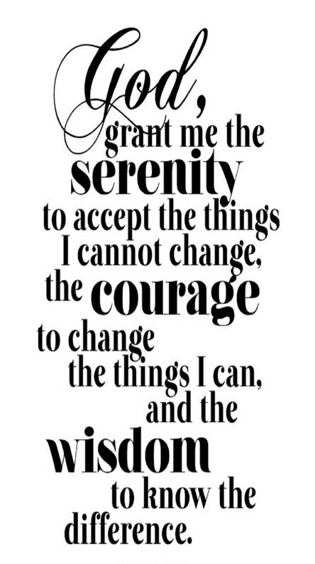 Serenity Prayer Wallpapers Free By Zedge