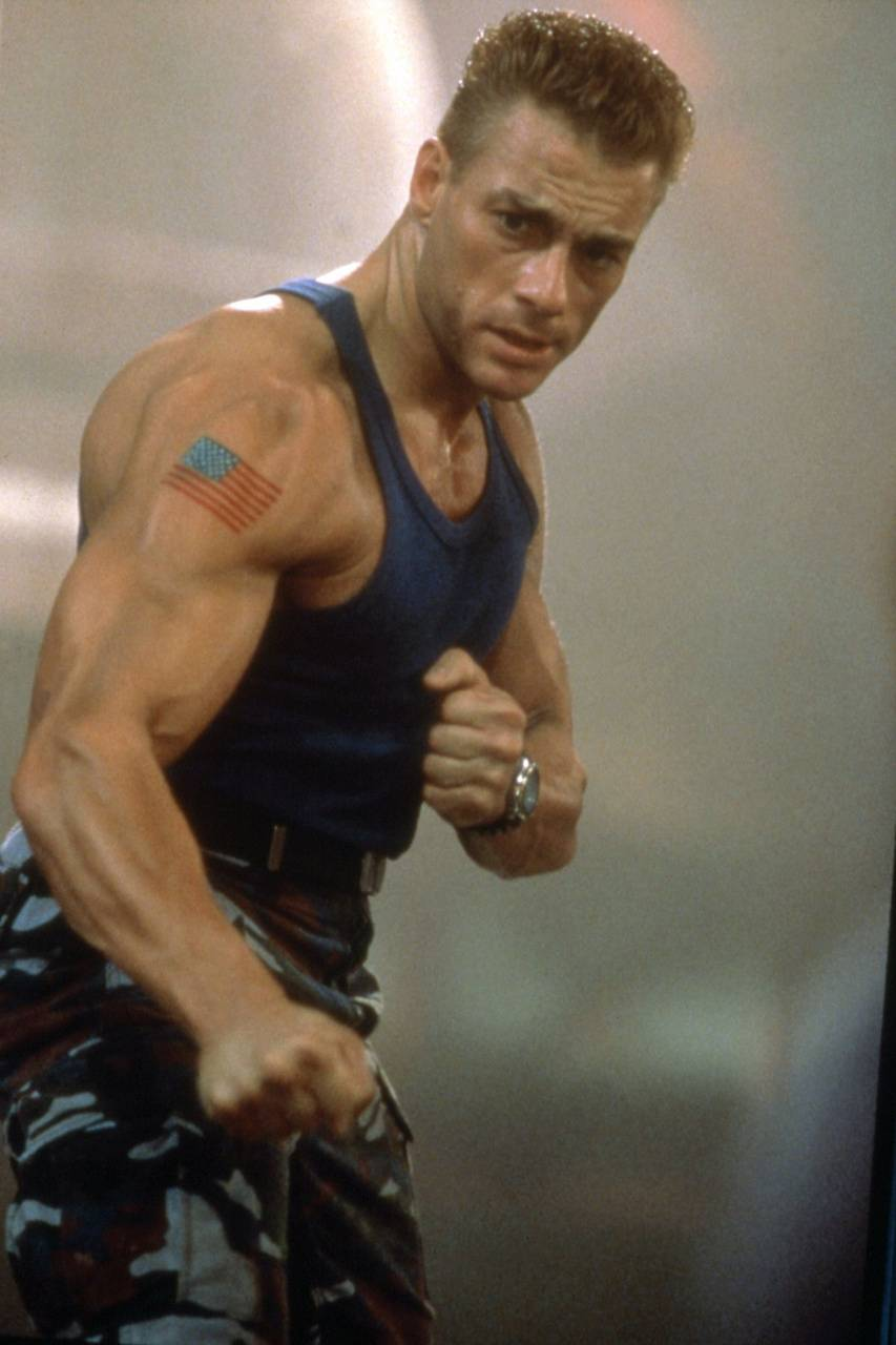 Van Damme Wallpaper By Dljunkie Ae Free On Zedge