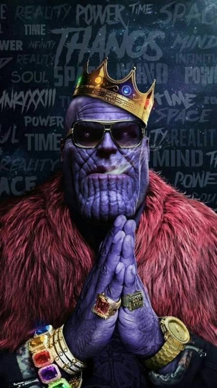 Biggie Smalls Wallpapers Thanos