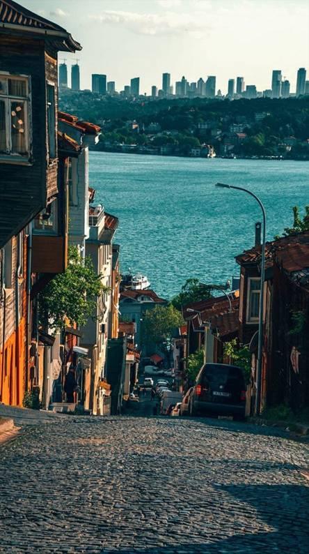 Istanbul romantic