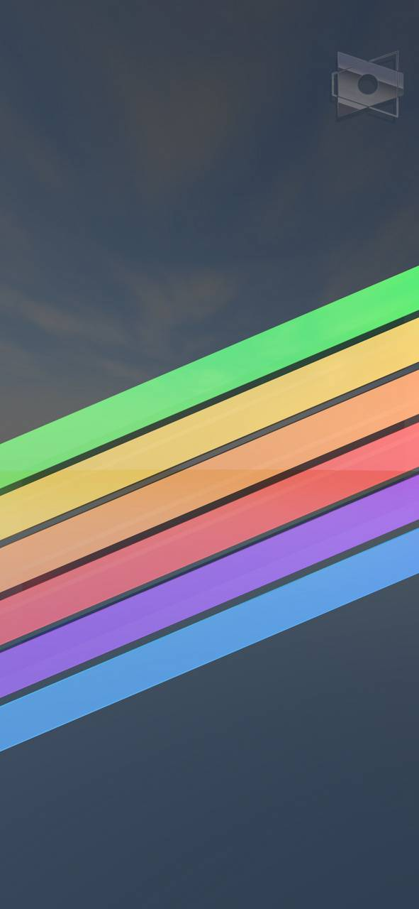 Chromed Rainbow