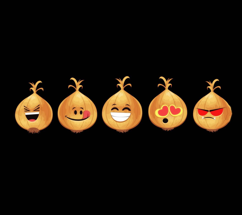 Onion Faces 1