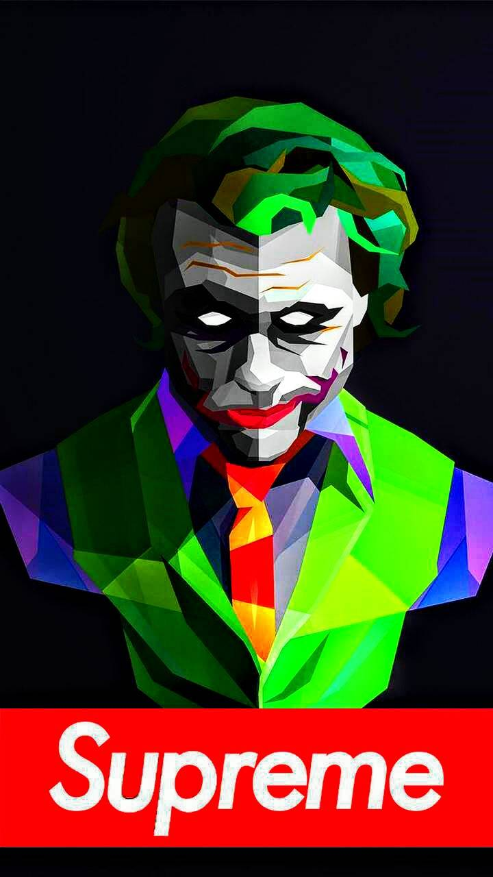 Supreme Joker Wallpaper By Eking1897 Dc Free On Zedge