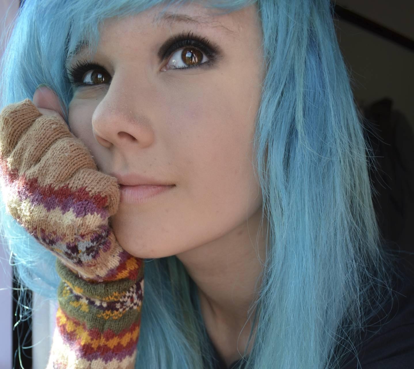 Emo Blue