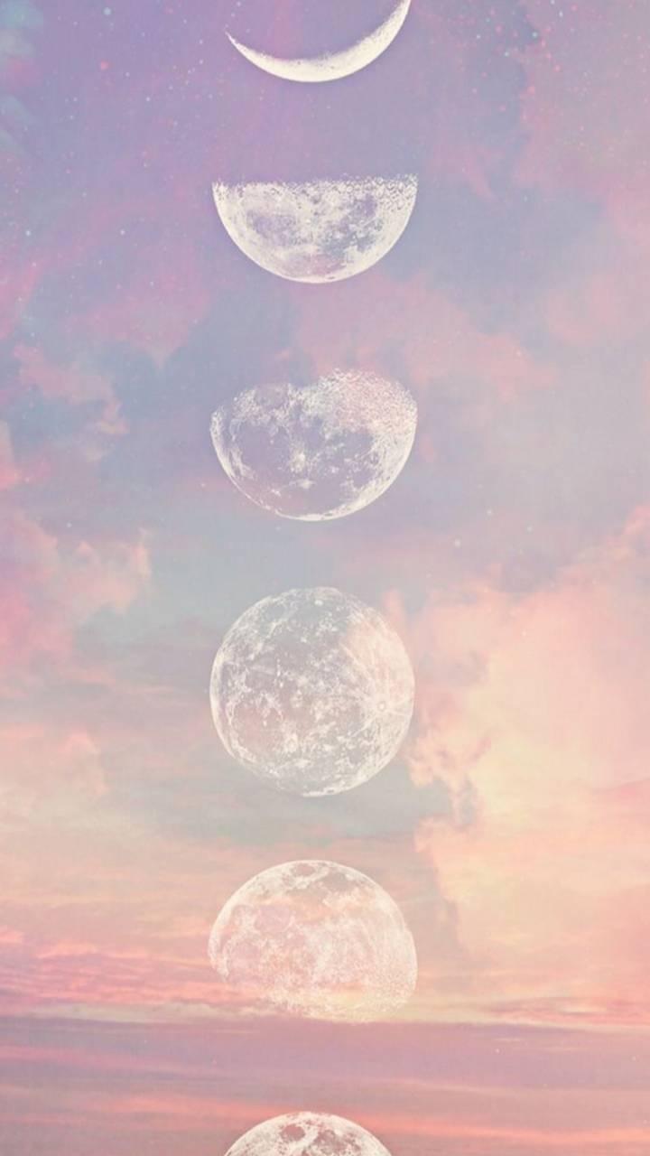 Moon Phases Wallpaper By Evaarnau F3 Free On Zedge