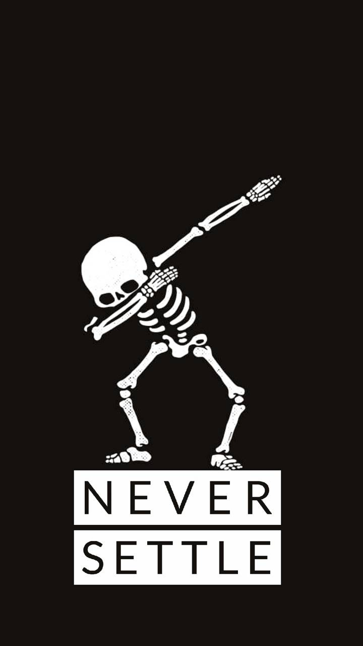 Skeleton dab