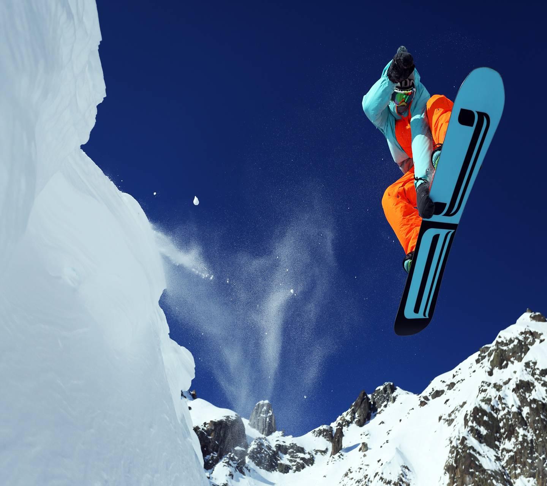 Skiiying HD