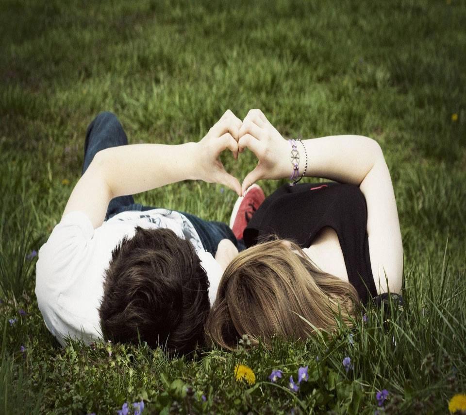 Hot Couple Love