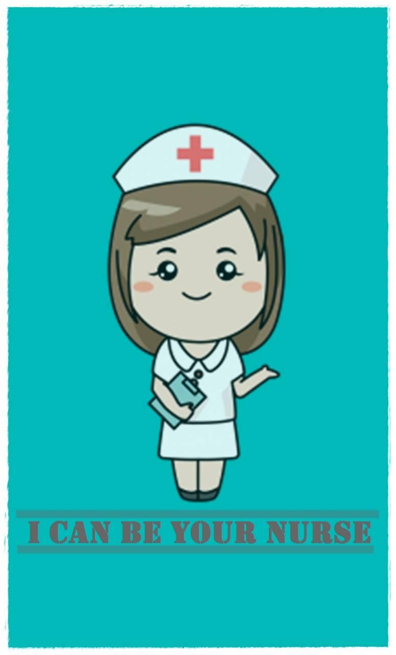 I Am A Nurse wallpaper by VNC_Hera - f2