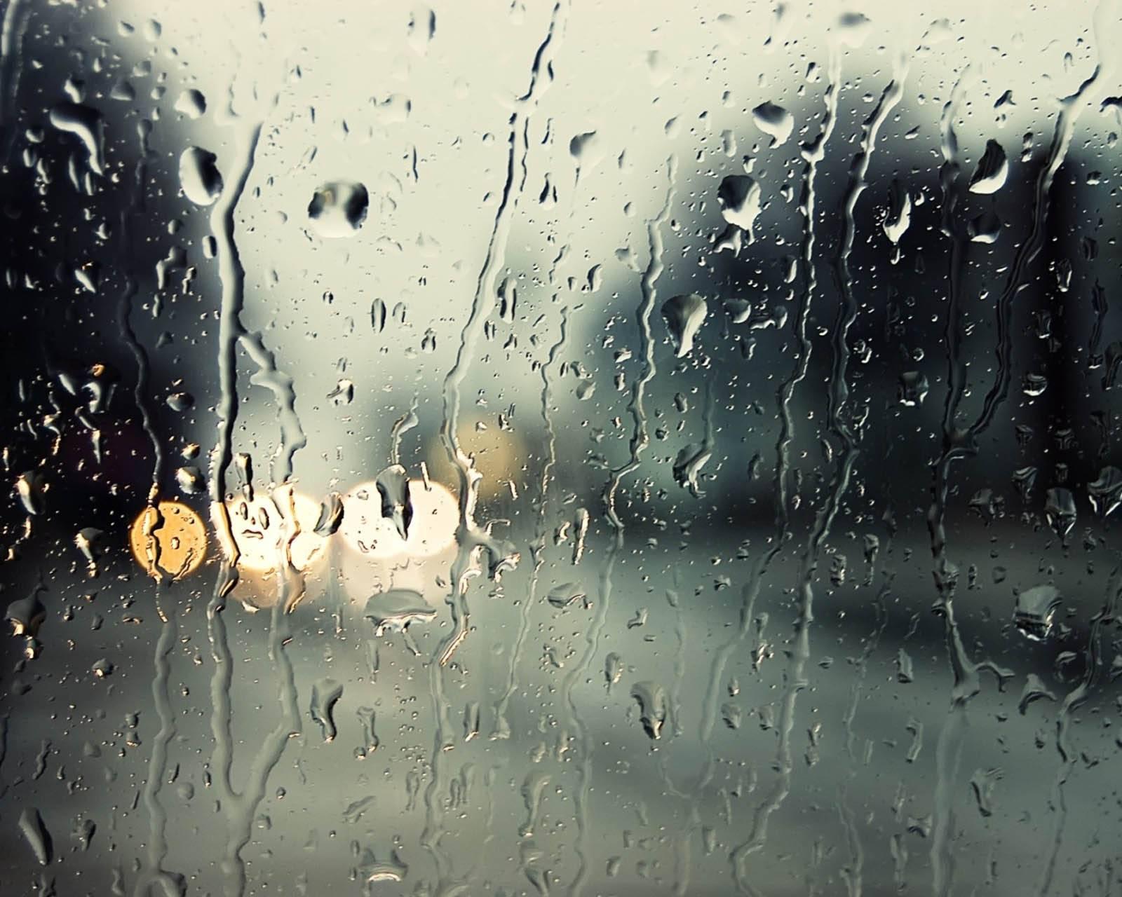 Rainy Screen