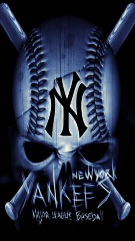 Ny yankees wallpapers free by zedge ny yankees wallpapers yankee skull voltagebd Choice Image