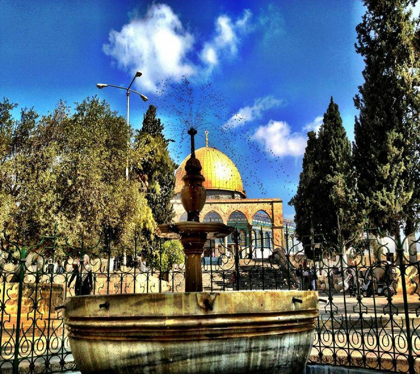 Dome Of The Rock Wallpaper By Aboodjoulany 64 Free On Zedge