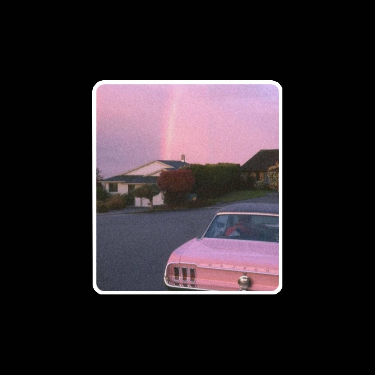 Car pink