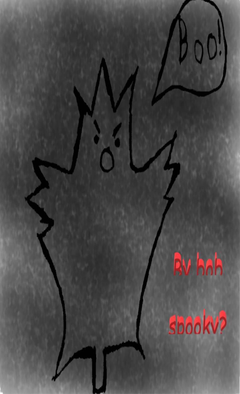 maple ghost 3d dark