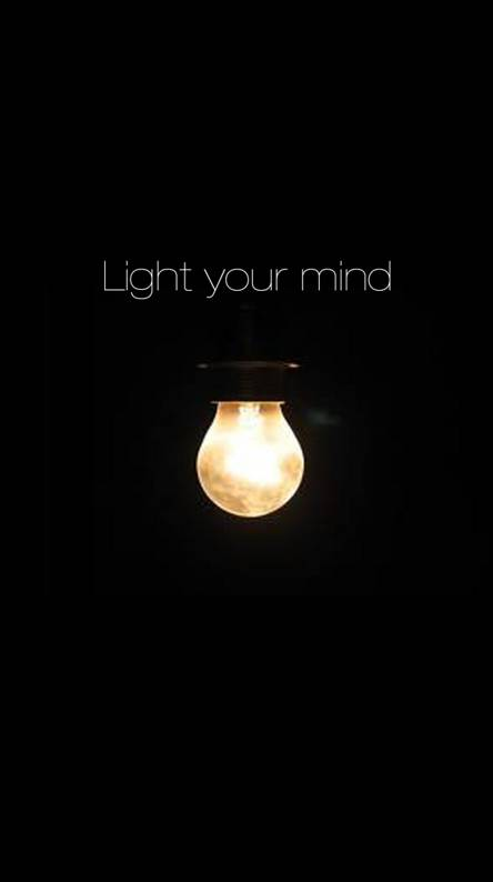 Light your mind