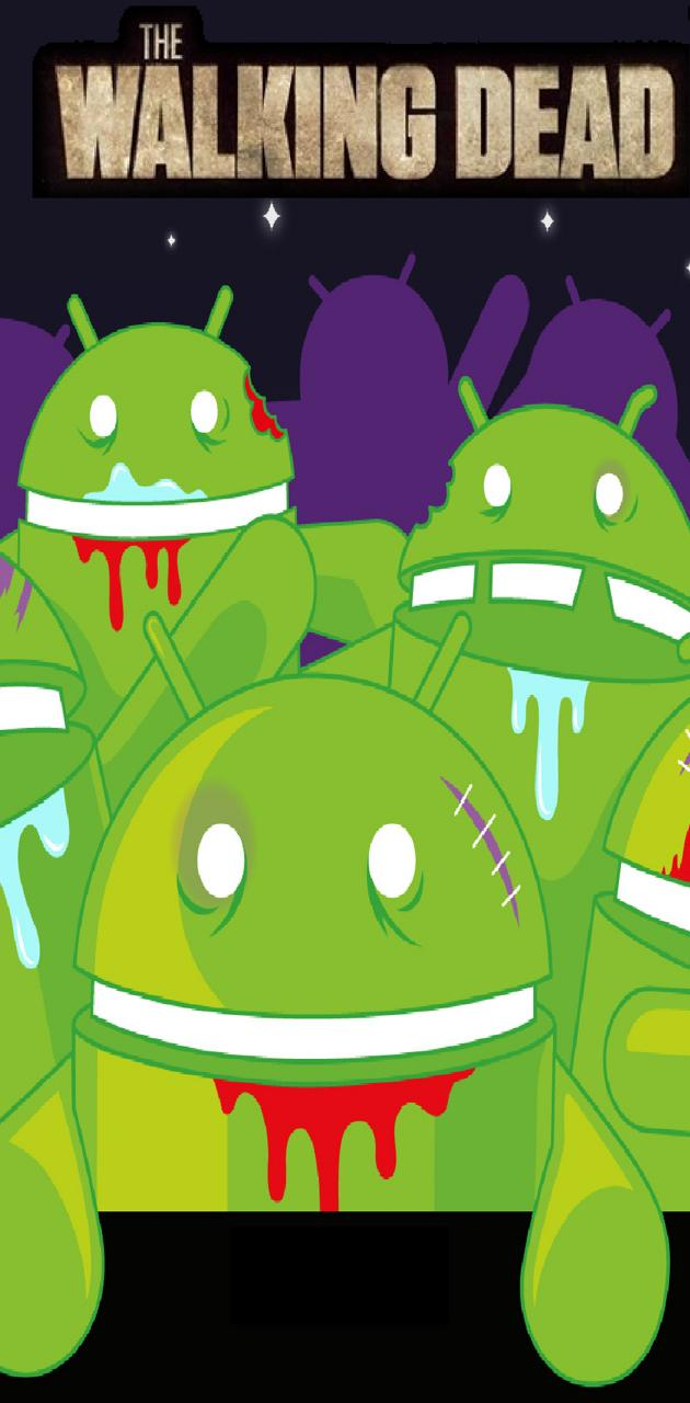 Walking Dead Android