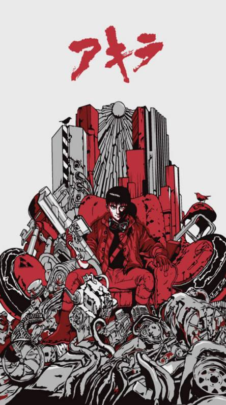 Akira Wallpapers Free By Zedge
