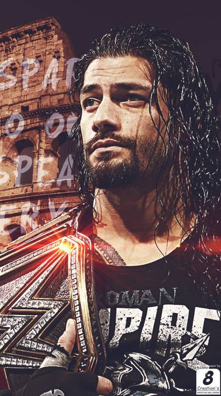 Roman Reigns Ringtones And Wallpapers Free By Zedge