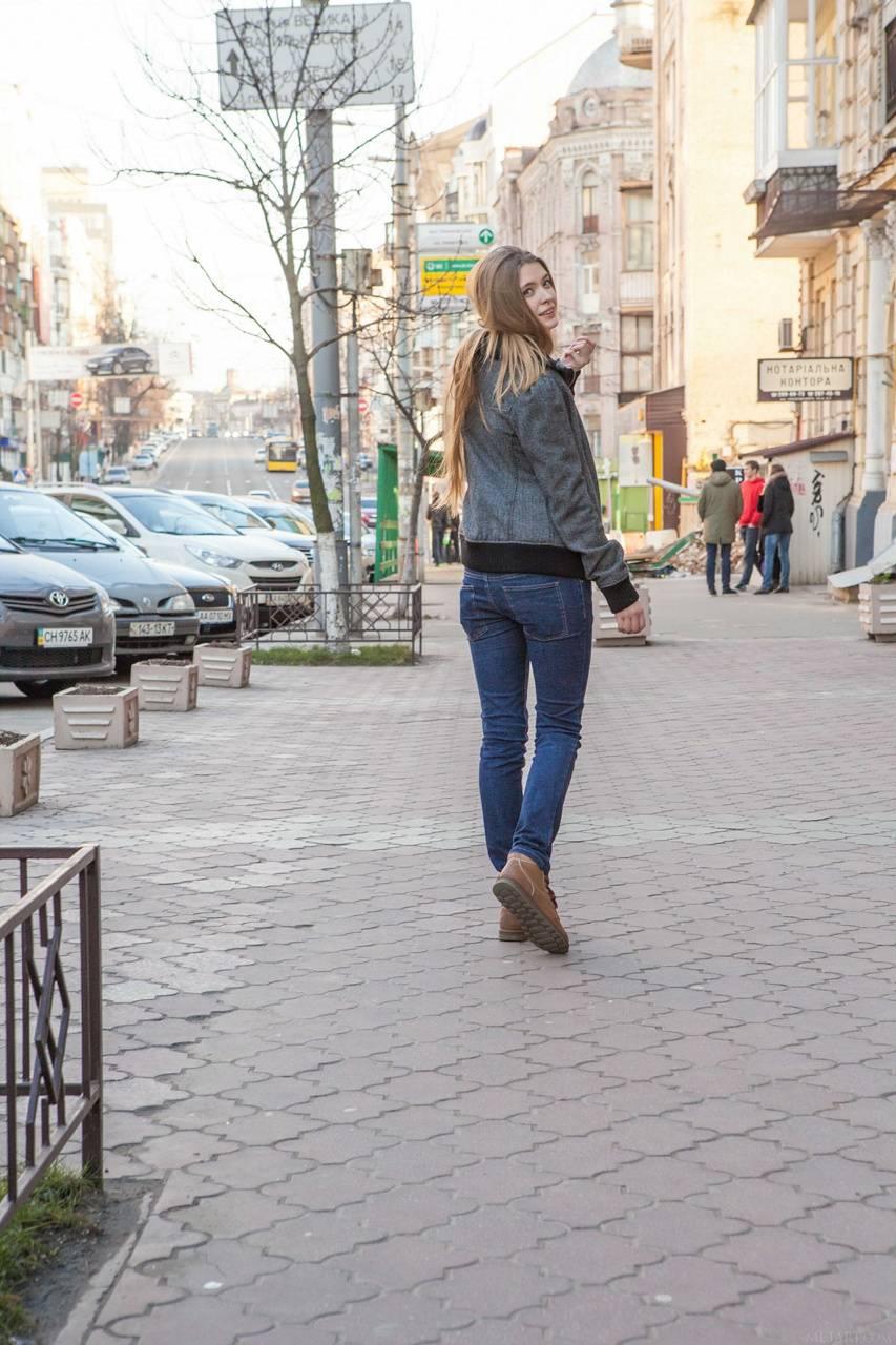 Woman Long
