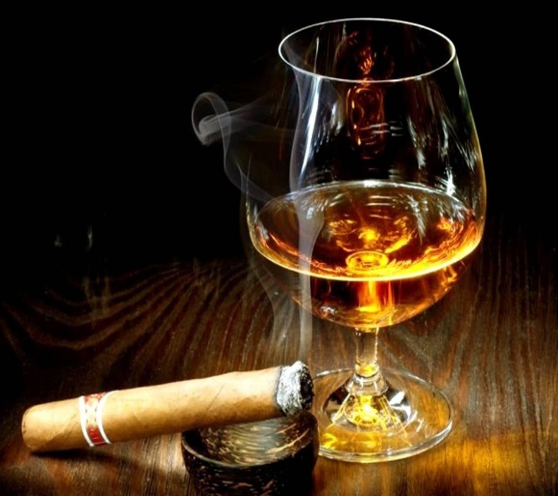 Cigar And Scotch