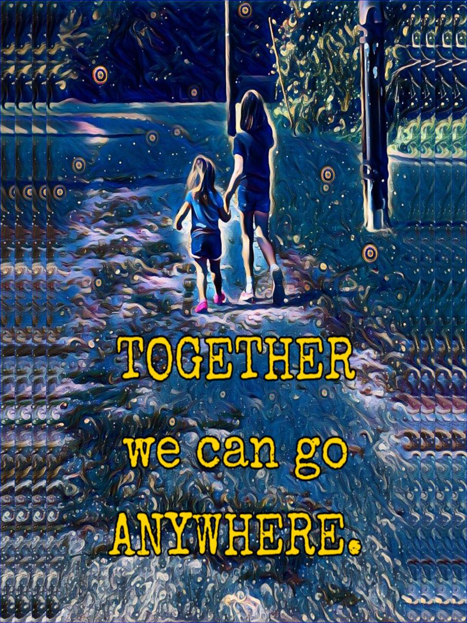 together anywhere