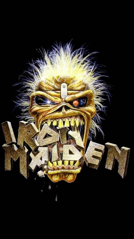 Iron Maiden Wallpapers Free By Zedge