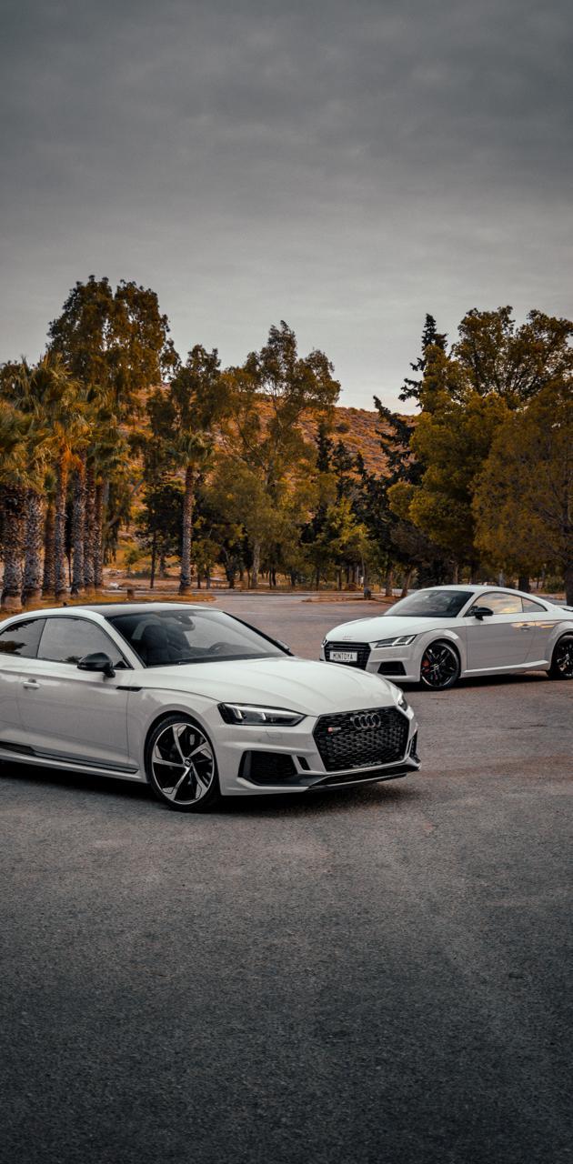 AUDI RS5 VS TTs