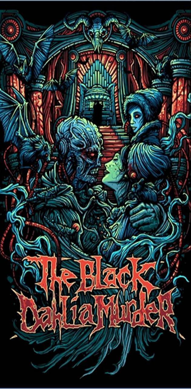 Black Dahlia 2