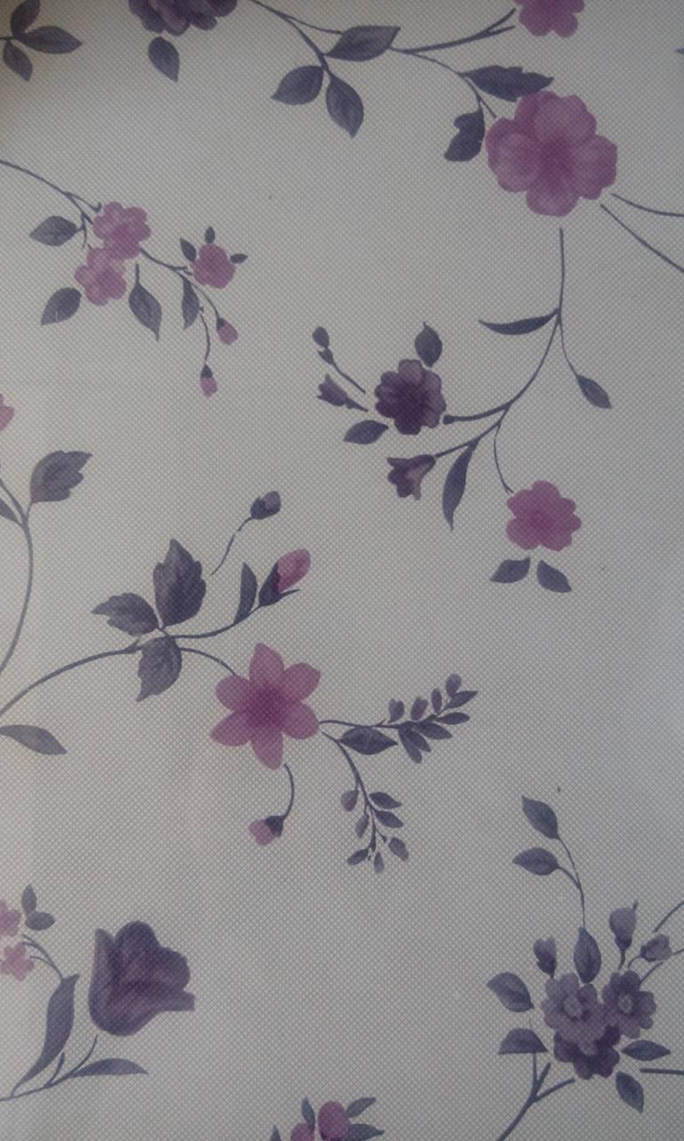 Flowers Design WallP