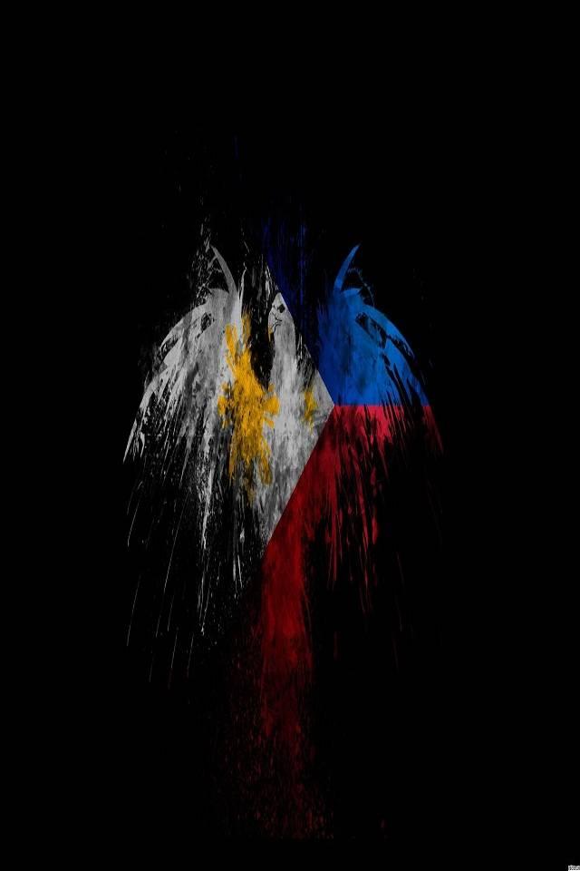 Philippine Hawk Flag