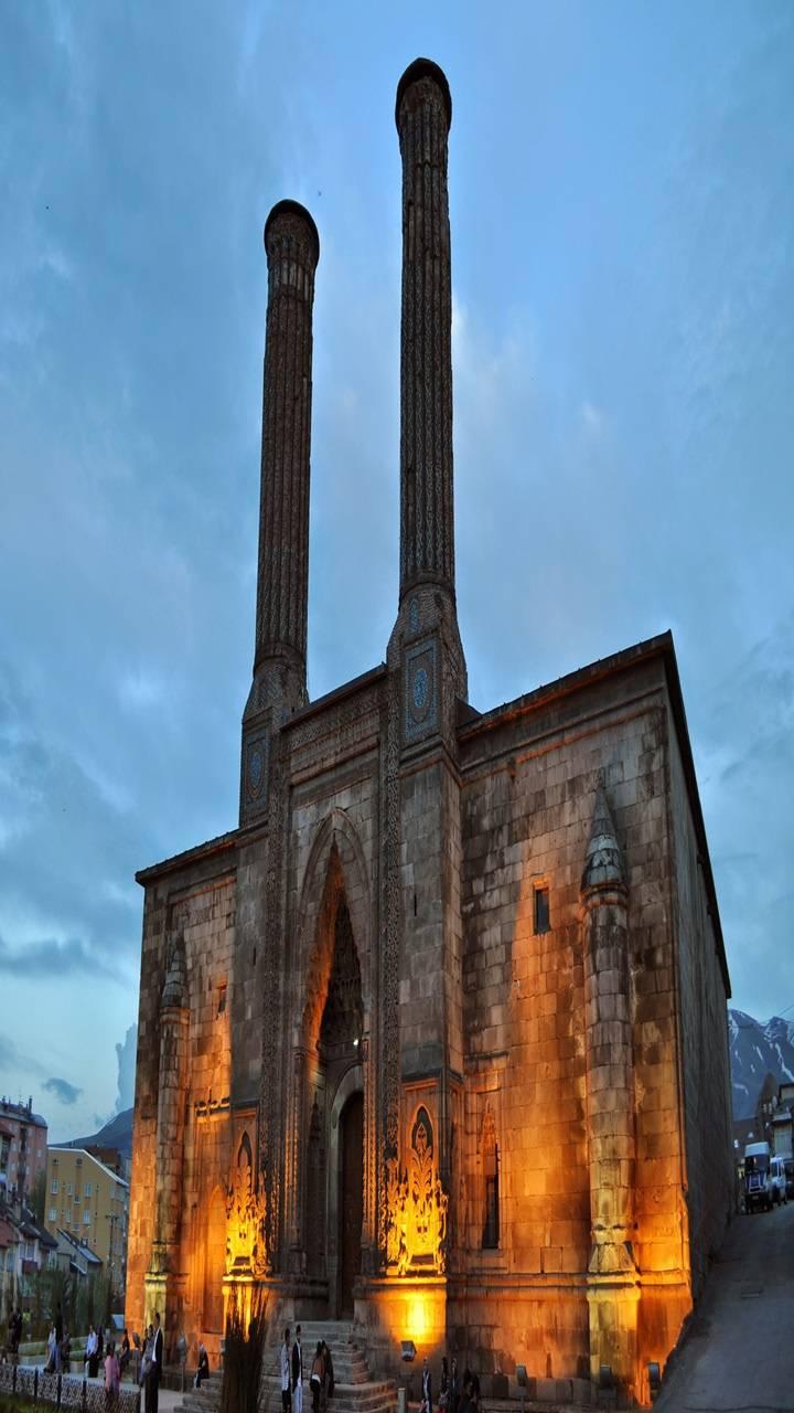 erzurum cifte minare