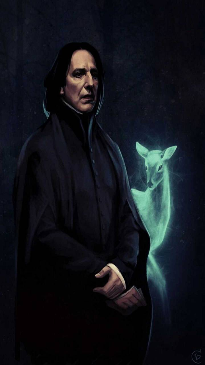 Severus Snape Wallpaper By Oobliviate 4a Free On Zedge