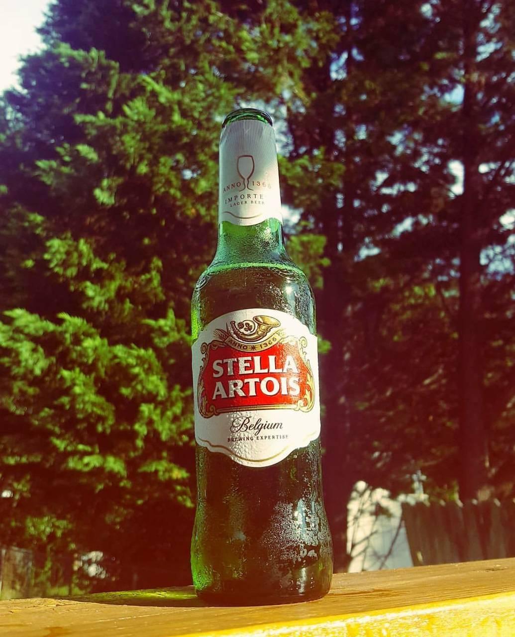 The Belgian beer