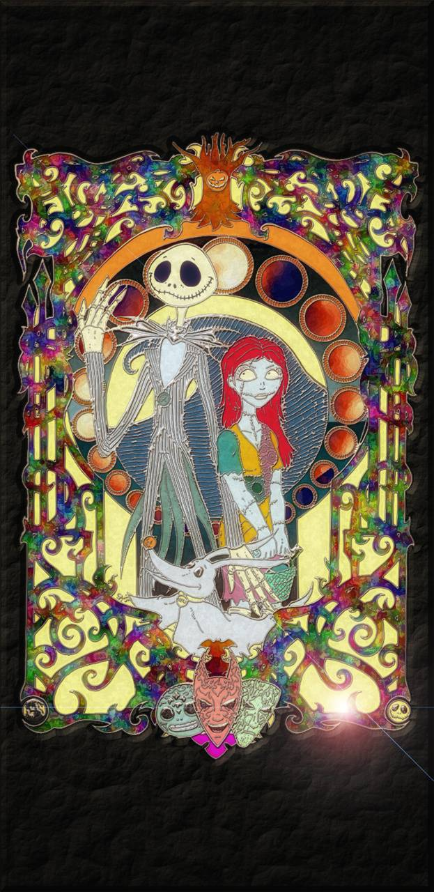 Jack Stained Glass