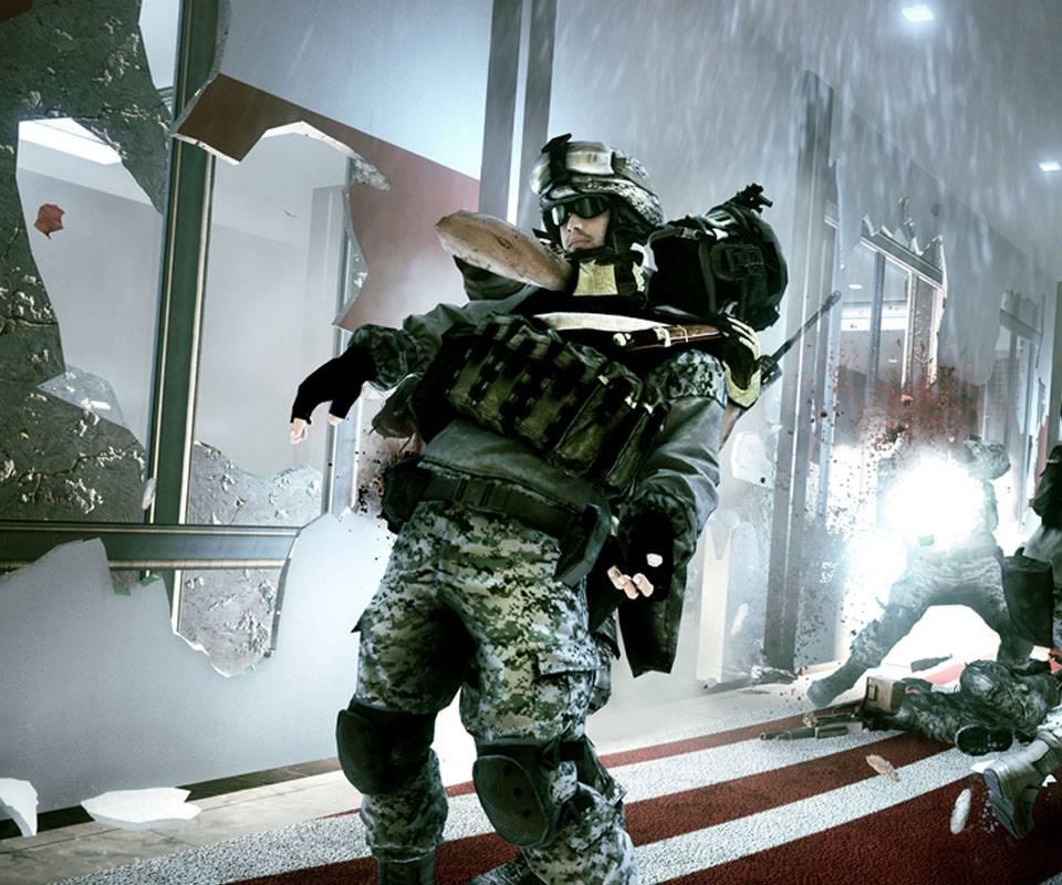 Battlefield 3 Close