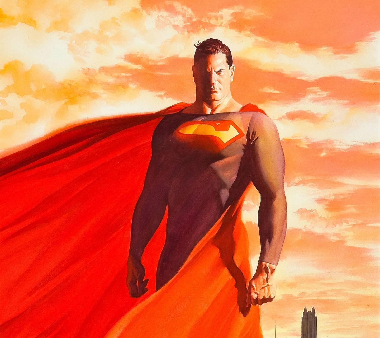 Superman Alex Ross