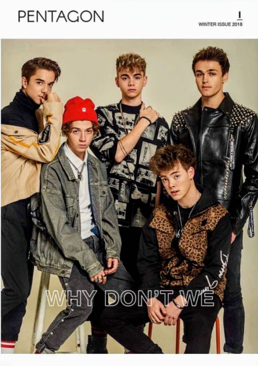 Why dont we wallpaper by Isa_Cristi