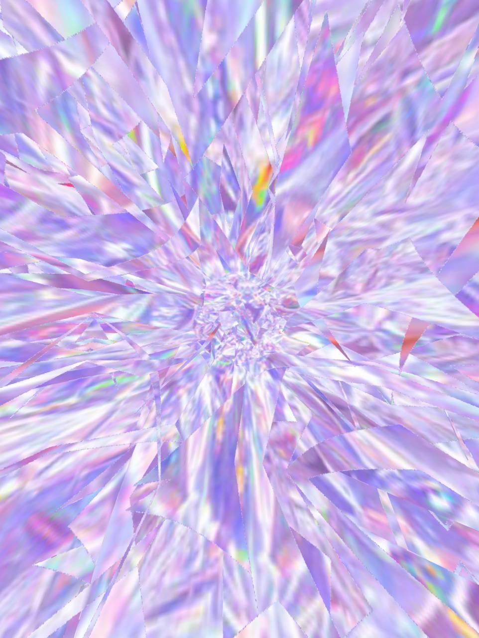 Lavender Shards