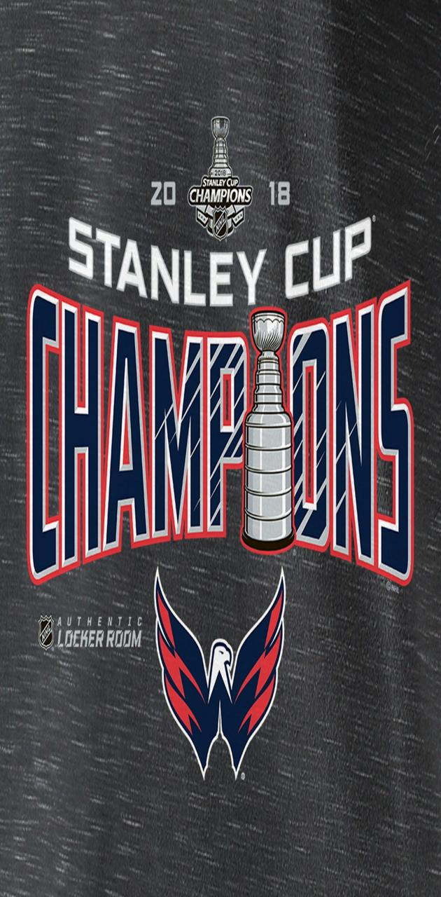 Caps win the cup