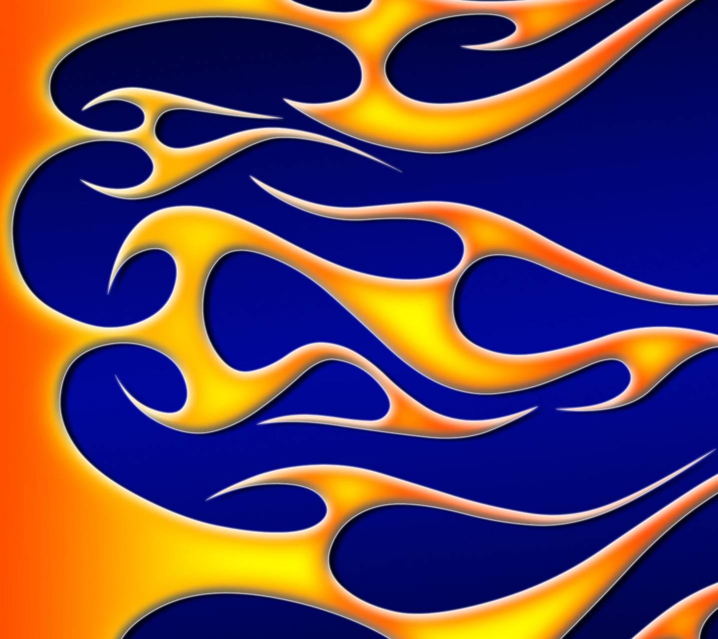 Flames-HotTribal