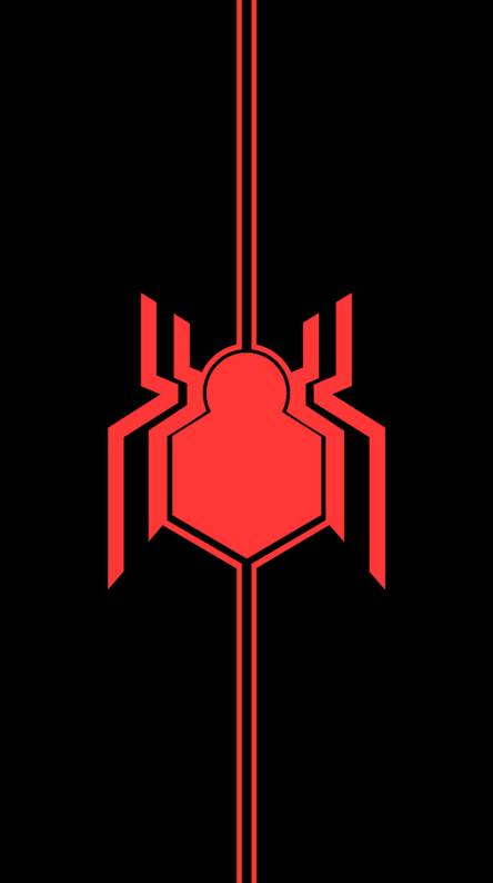 Spiderman logo Wallpapers - Free by ZEDGE™