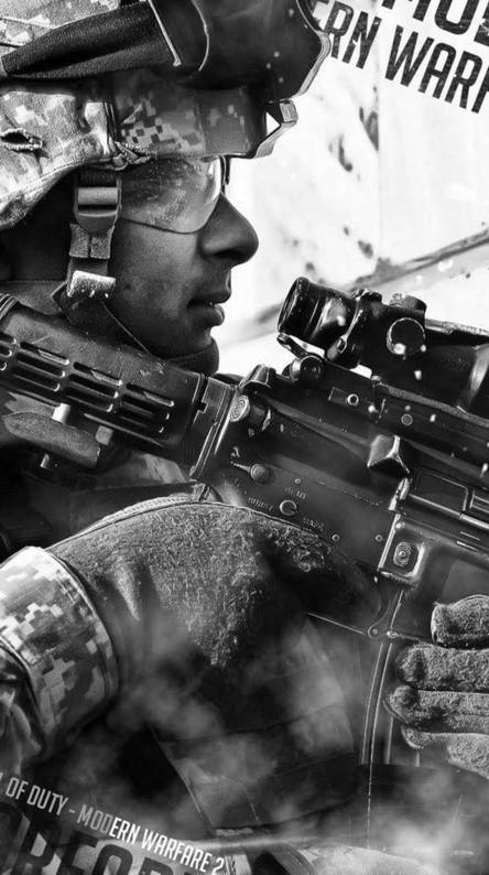 Cod Mw2 Wallpapers Free By Zedge