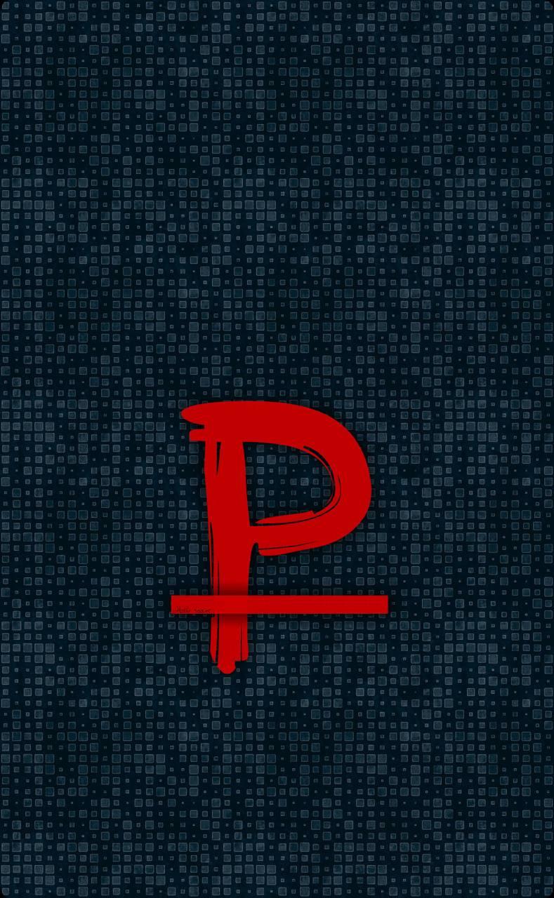 Fpr alphabet p